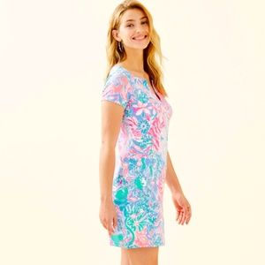 New Lilly Pulitzer UPF 50+ Sophiletta Dress Viva M